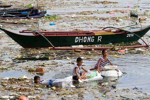 Philippines báo động vì rác nhập khẩu