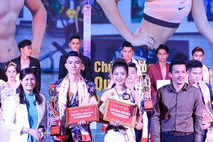 Xuân Quỳnh và Minh Hảo giành ngôi quán quân Ngôi sao Fitness sinh viên TP.HCM mở rộng