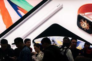Hàng loạt nhà cung ứng Apple 'điêu đứng' vì doanh số iPhone