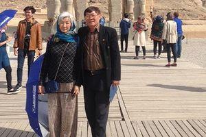 Ngược nguồn chữ Việt, Kỳ 7: Choáng ngợp Persepolis