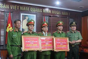 Đà Nẵng thưởng 'nóng' lực lượng 911