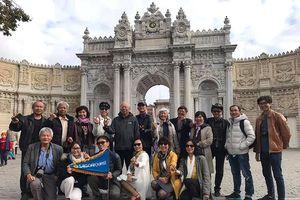 Ngược nguồn chữ Việt, Kỳ 6: Từ Teheran đến shiraz