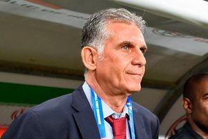 Iran 'mất' HLV Carlos Queiroz trước trận đấu với tuyển Việt Nam!