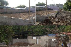 Phường Đằng Lâm (Hải An, Hải Phòng): San lấp, xây dựng trái phép trên đất nông nghiệp
