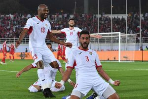Jordan giành vé đầu tiên vào vòng 1/8 Asian Cup