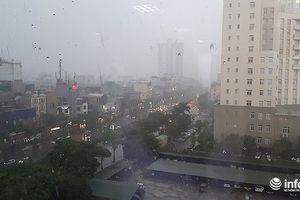 Dự báo thời tiết miền Bắc 3 ngày tới: Bắc Bộ mưa rào và dông, trời vẫn rét