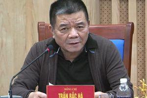Ông Trần Bắc Hà bị khởi tố bổ sung, bắt tạm giam 5 nguyên cán bộ BIDV
