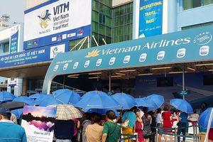 'Săn' hơn 40.000 vé máy bay giá rẻ tại Hội chợ Du lịch quốc tế 2019