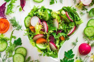 Cách ăn chay có lợi cho sức khỏe