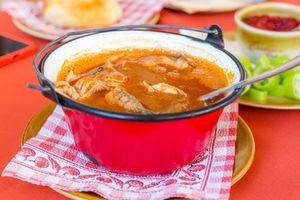 Thưởng thức hương vị Hungary với những món ăn ngon khó cưỡng
