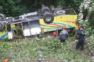 Khởi tố tài xế xe khách chở đoàn sinh viên Kiên Giang lao xuống vực