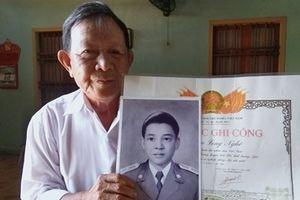 'Liệt sĩ' trở về sau hơn 48 năm nhận giấy báo tử