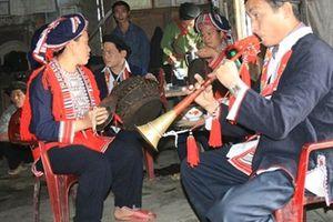 Lễ hội của người Dao đỏ dưới chân Tây Côn Lĩnh