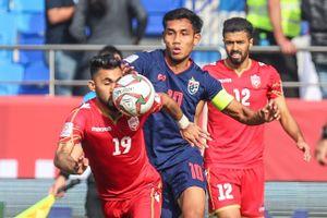 Thắng Bahrain 1-0, tuyển Thái Lan được 'cứu rỗi' bởi cầu thủ gốc Việt