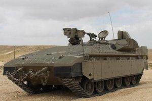 Israel cung cấp hệ thống bảo vệ Trophy cho xe quân sự cho Mỹ