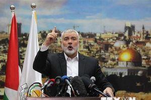 Thủ lĩnh Hamas Ismail Haniya hoãn kế hoạch thăm Moskva