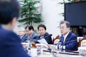 Hàn Quốc họp quan chức an ninh về thượng đỉnh Trung-Triều
