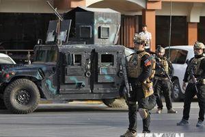 Iraq triển khai lực lượng đặc nhiệm tại Kirkuk do căng thẳng tái diễn