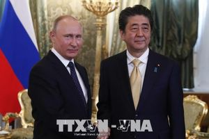 Nhật Bản duy trì lập trường trong đàm phán hiệp ước hòa bình với Nga