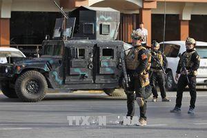 Iraq triển khai lực lượng đặc nhiệm tại Kirkuk