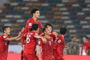 Cơ hội nào dành cho đội tuyển Việt Nam vượt qua vòng bảng Asian Cup 2019?