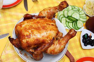 CLIP: Hướng dẫn làm gà rán nguyên con ngon khó cưỡng