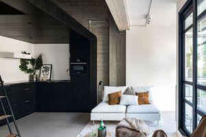 Ngôi nhà đúng chất đô thị trong không gian tinh tế và phong cách không thể nhầm lẫn