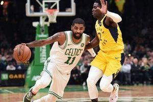 Celtics vẫn đè bẹp Pacers dù chấp Kyrie Irving cả hiệp 4