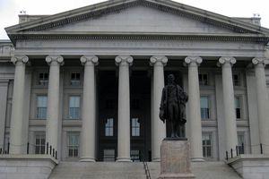 Hạ viện Mỹ trình dự luật mở cửa Bộ Tài chính và Sở Thuế vụ