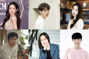 Công bố dàn diễn viên 'Nhà trọ Waikiki 2': Lee Yi Kyung, Moon Ga Young, Ahn So Hee và Kim Seon Ho