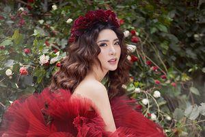 Á hậu Yan My hóa thành công chúa khoe sắc quyến rũ trong rừng