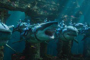 'Aquaman': Cảnh quay hoành tráng trên phim và thực tế khác nhau như thế nào?
