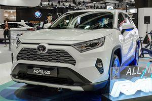 Toyota RAV4 2019 gia nhập thị trường Đông Nam Á, cạnh tranh Mazda CX-5