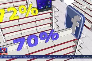 Khó kiểm soát chất lượng hàng hóa trên mạng