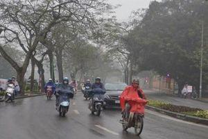 Dự báo thời tiết ngày 10/1: Hà Nội mưa rét, miền Nam mát mẻ