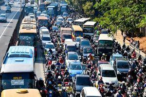 Indonesia: Tắc đường tại Jakarta 'thổi bay' 4,7 tỷ USD mỗi năm