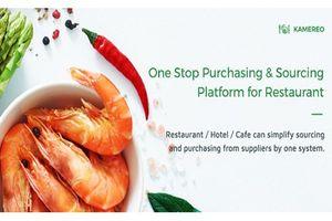 Ứng dụng nhà hàng Kamereo từ Nhật Bản vừa gọi vốn thành công nửa triệu USD