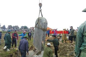 Thanh Hóa: Thọ Xuân tôn tạo ngôi mộ cổ hơn 500 năm tuổi