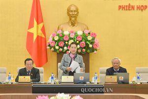 Khai mạc Phiên họp thứ 30 của Ủy ban Thường vụ Quốc hội
