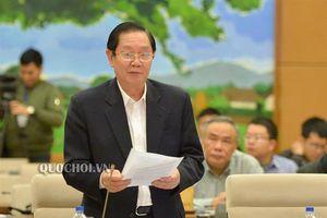 Ủy ban Thường vụ Quốc hội xem xét, quyết định việc thành lập thị trấn Thường Thới Tiền thuộc huyện Hồng Ngự, tỉnh Đồng Tháp
