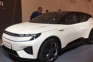 Byton trình làng hai mẫu Sedan, SUV điện M-Byte và K-Byte thu hút mọi ánh nhìn