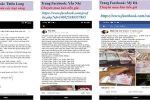 Ngăn trốn thuế, quảng cáo sản phẩm bất hợp pháp trên mạng xã hội: SOS!