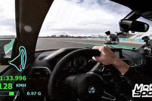 BMW M2 Competition hoàn thành Magny-Cours nhanh hơn M3