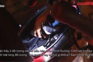 Theo chân tổ 363 ở TPHCM truy đuổi 'ngáo đá' giữa đêm