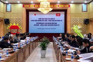Đánh giá giữa kỳ Sáng kiến chung Việt Nam - Nhật Bản giai đoạn VII