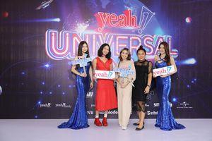 Yeah1 Universal Day – sự kiện giải trí lớn quy tụ hàng loạt các nghệ sĩ nổi tiếng Việt Nam
