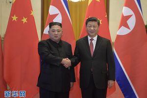 Nội dung hội đàm giữa hai nhà lãnh đạo Trung Quốc và Triều Tiên