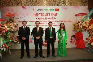 Nutifood đưa sản phẩm dinh dưỡng cho trẻ em số 1 Nhật Bản về Việt Nam