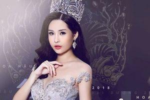 Vì sao Lê Âu Ngân Anh chấp nhận 'đối đầu' với Bộ VHTT&DL để dự thi Miss Intercontinental 2019?