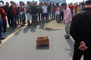 Trên đường đi học về, nữ sinh 18 tuổi ở Đà Nẵng chết thảm dưới bánh xe tải